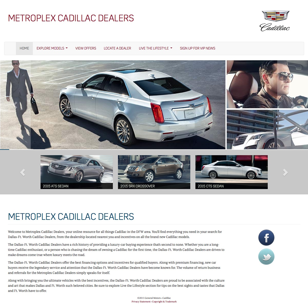 Cadillac Dealership: Martin Retail Group